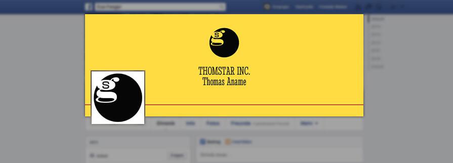 Ci Set 002 Facebook Geschäftsausstattung Corporate Design Identity CI Set Start Ups
