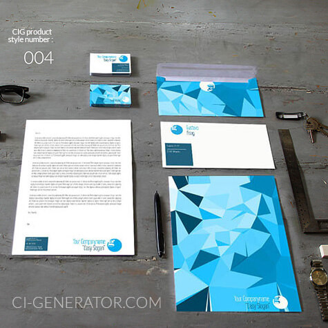 ci set Corporate Identity Design004 cover Geschäftsausstattung Corporate Design Identity CI set start ups