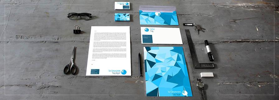 Ci Set 004 Geschäftsausstattung Cover Corporate Design Identity CI Set Start Ups