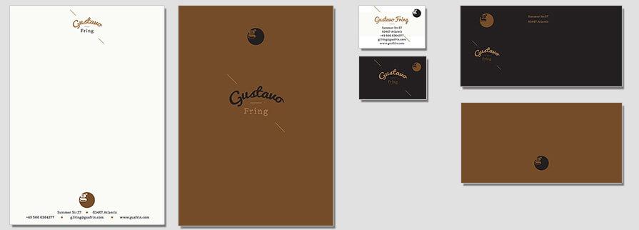 Ci Set 007 Flat Stationery Corporate Design Identity Templates CI Design