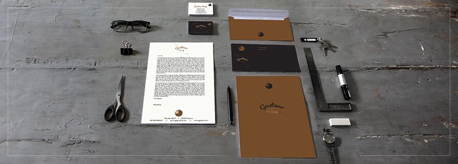Ci Set 007 Stationery Corporate Design Identity Templates CI Design
