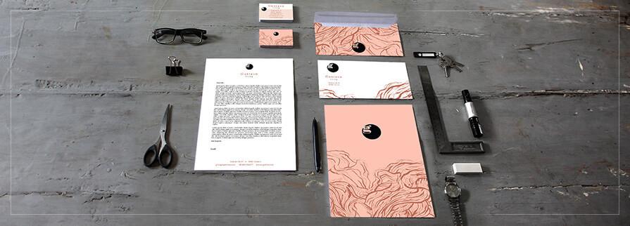 Ci Set 008 Stationery Corporate Design Identity Templates CI Design
