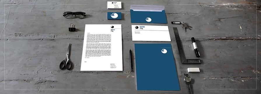 Ci Set 009 Stationery Corporate Design Identity Templates CI Design