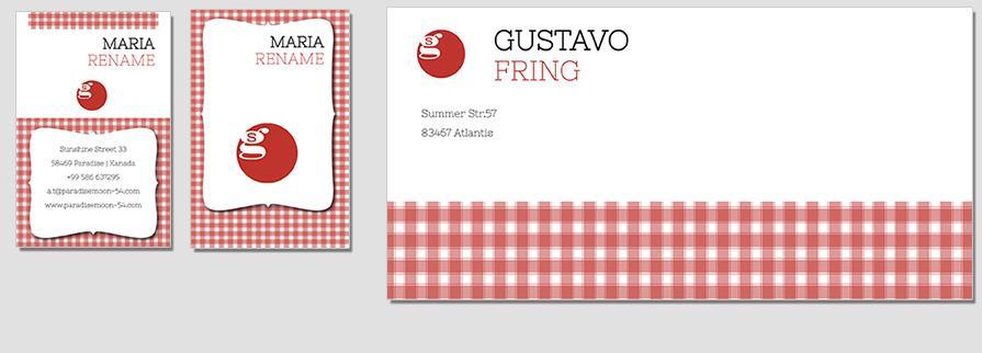 Ci Set 015 Envelope Bcard Briefpapier Drucken Gestalten Briefbogen Geschäftsausstattung Stationery