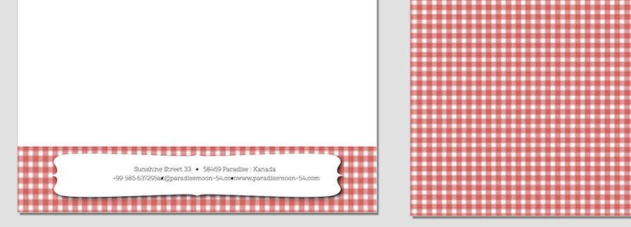 Ci Set 015 Letterhead B Briefpapier Drucken Gestalten Briefbogen Geschäftsausstattung Stationery