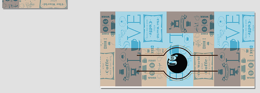 Ci Set 017 Envelope Corporate Identity Geschäftsausstattung Paket Pop Art Individual Art Selbst Vermarktung Start Up