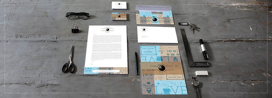 Ci Set 017 Cover Corporate Identity Geschäftsausstattung Paket Pop Art Individual Art Selbst Vermarktung Start Up