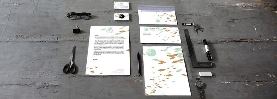 Ci Set 018 Cover CI Letterhead Business Card Envelopes Facebook Branding Marketing