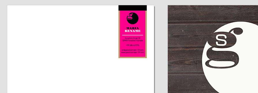 Ci Set 021 Letterhead T CI Business Karten Visitenkarten Online Drucken Diy Do It Yourself