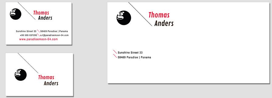 Ci Set 029 Envelope Bcard Ci Business Card Stationary Design Print Online Diy Do It Yourself