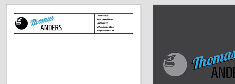 Ci Set 043 Letterhead T Corporate Design Agentur Shop Templates Design Agency Branding