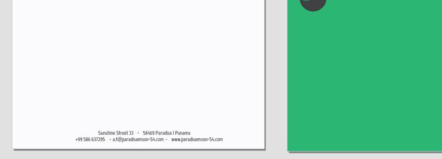 Ci Set 047 Letterhead B Corporate Identity Geschäftsausstattung Paket Pop Art Individual Art Selbst Vermarktung Start Up