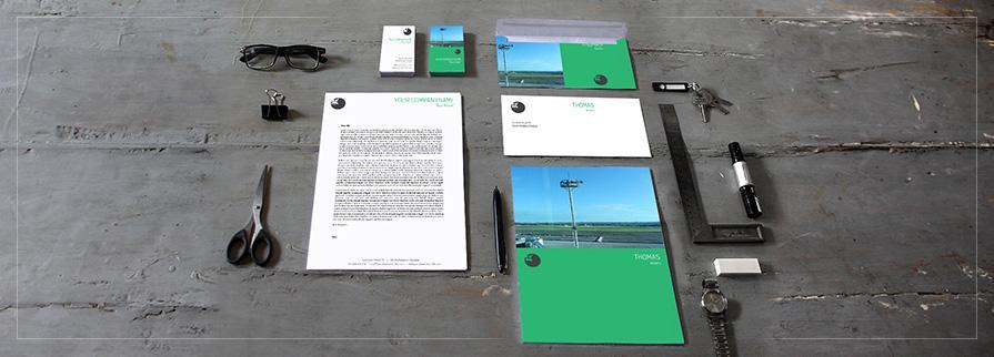Ci Set 047 Cover Corporate Identity Geschäftsausstattung Paket Pop Art Individual Art Selbst Vermarktung Start Up