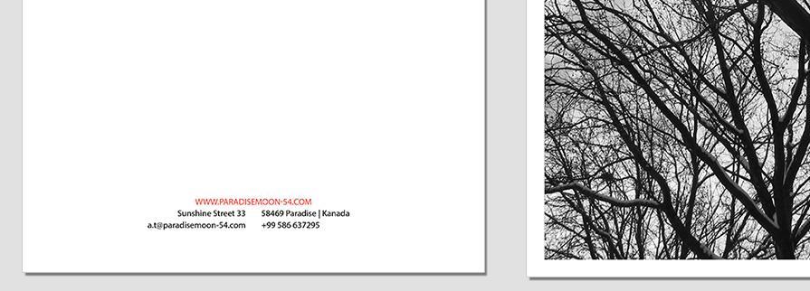 Ci Set 051 Letterhead B Corporate Design Agency Shop Templates  Bradning Marketing Entrepreneur