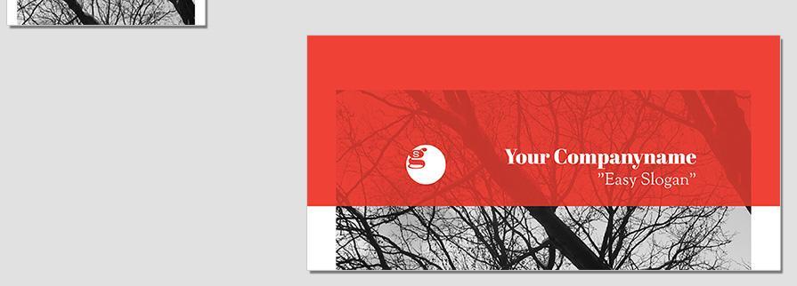 Ci Set 051 Envelope Corporate Design Agency Shop Templates  Bradning Marketing Entrepreneur