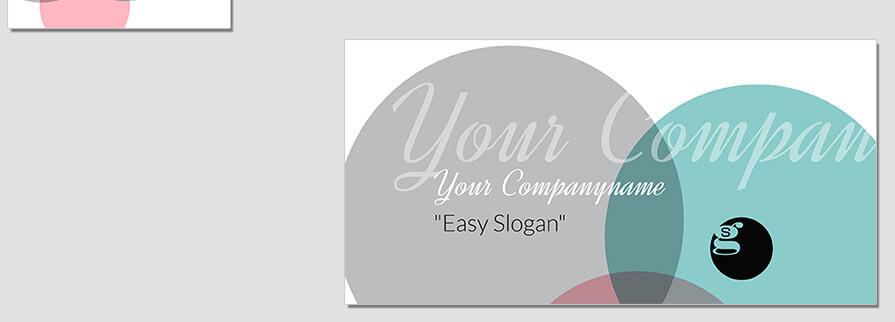 Ci Set 052 Envelope Corporate Design Agency Shop Templates  Bradning Marketing Entrepreneur