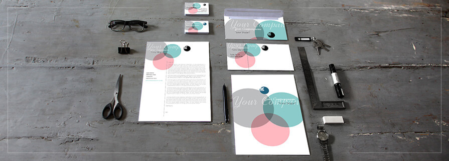 Ci Set 052 Cover Corporate Design Agency Shop Templates  Bradning Marketing Entrepreneur