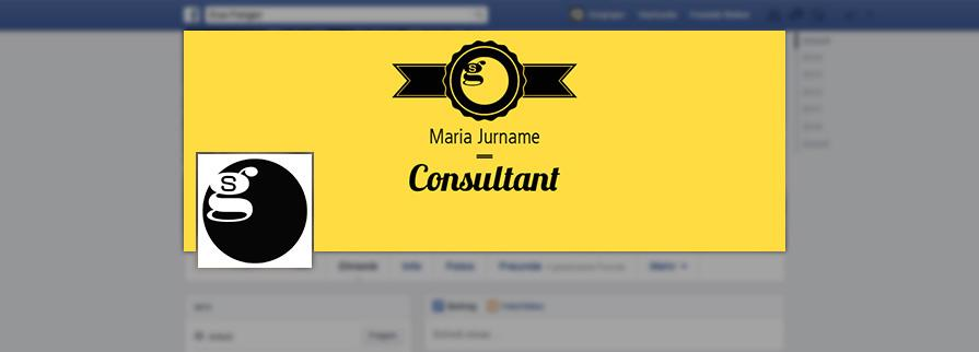 Ci Set 055 Facebook Corporate Design Agency Shop Templates Bradning Marketing Entrepreneur