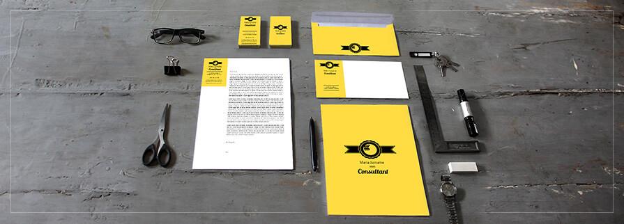 Ci Set 055 Cover Corporate Design Agency Shop Templates Bradning Marketing Entrepreneur