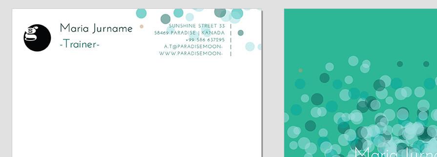 Ci Set 056 Letterhead T Brand Identity Günstig Drucken / Bestellen Start Up Design Paket