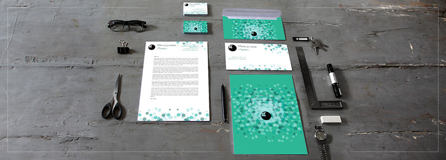 Ci Set 056 Cover Brand Identity Günstig Drucken / Bestellen Start Up Design Paket