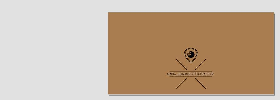 Ci Set 057 Envelope Brand Identity Günstig Drucken / Bestellen Start Up Design Paket