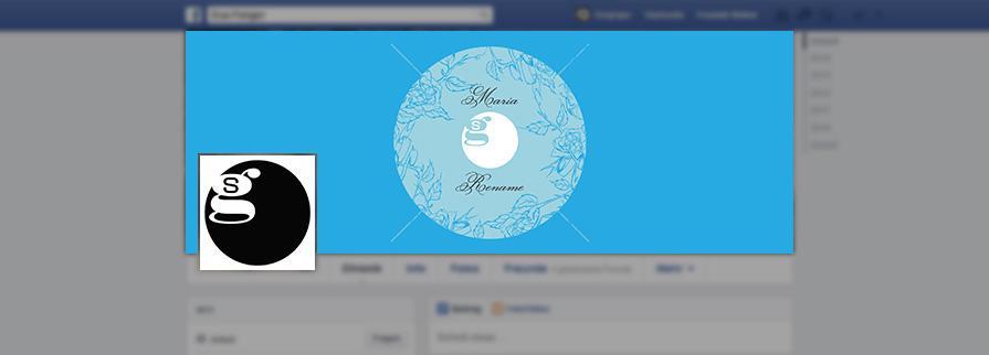 Ci Set 058 Facebook Brand Identity Günstig Drucken / Bestellen Start Up Design Paket