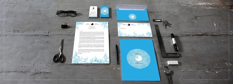 Ci Set 058 Cover Brand Identity Günstig Drucken / Bestellen Start Up Design Paket