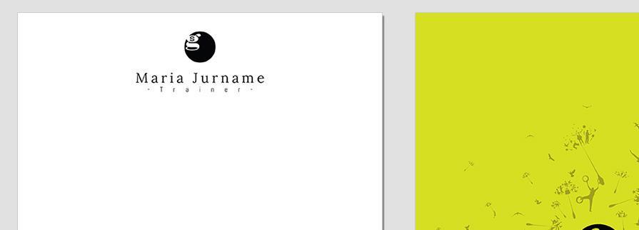 Ci Set 059 Letterhead T Brand Identity Günstig Drucken / Bestellen Start Up Design Paket