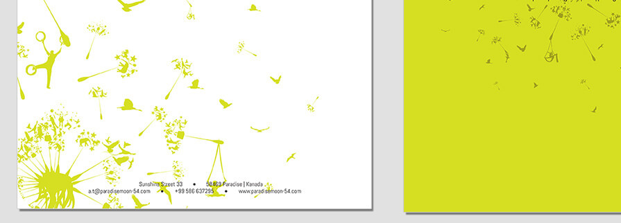 Ci Set 059 Letterhead B Brand Identity Günstig Drucken / Bestellen Start Up Design Paket