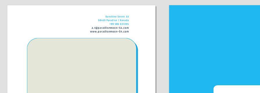 Ci Set 062 Letterhead T Branding Brand Identity -  My Stationery New Branding