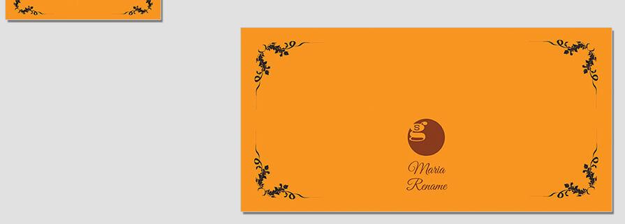 Ci Set 065 Envelope Branding Brand Identity -  My Stationery New Branding