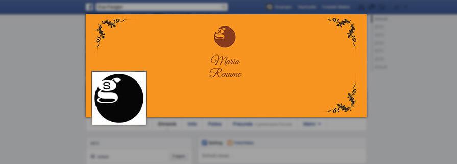 Ci Set 065 Facebook Branding Brand Identity -  My Stationery New Branding