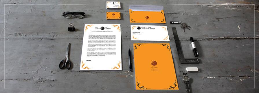 Ci Set 065 Cover Branding Brand Identity -  My Stationery New Branding