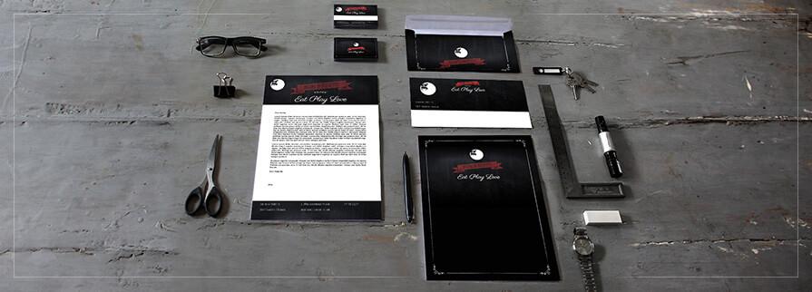 Ci Set 070 Cover Firmen Corporate Identity Geschäftsausstattung Word Writer Powerpoint Impress