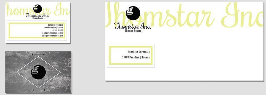 Ci Set 072 Envelope Bcard The Start Up Set For Founders Personal Companies