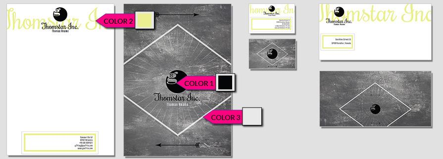 Ci Set 072 Color The Start Up Set For Founders Personal Companies