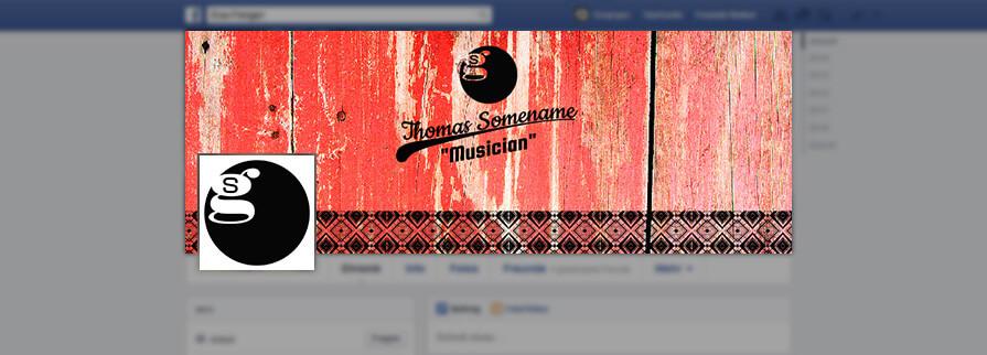 Ci Set 076 Facebook Corporate Identity Geschäftsausstattung Paket Marketing Tools Logo Design