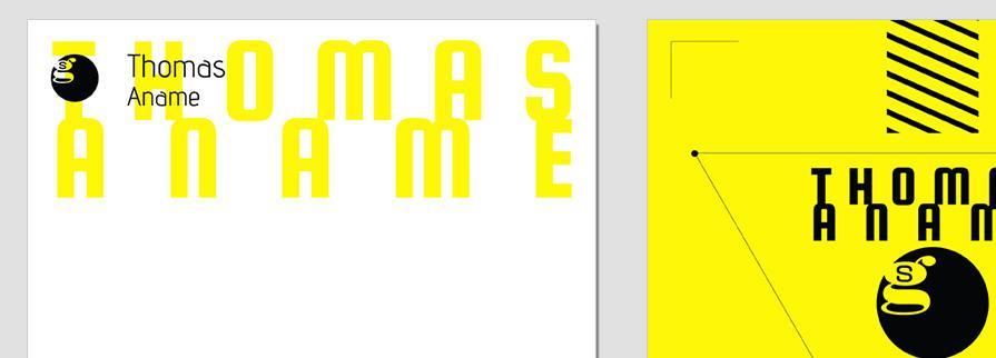 Ci Set 078 Letterhead T Corporate Identity Geschäftsausstattung Paket Marketing Tools Logo Design