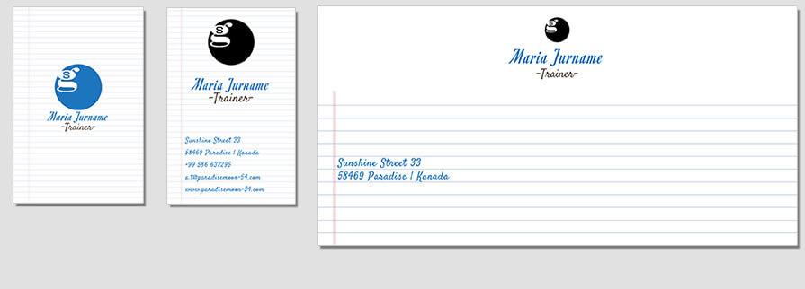 Ci Set 079 Envelope Bcard Corporate Identity Geschäftsausstattung Paket Marketing Tools Logo Design