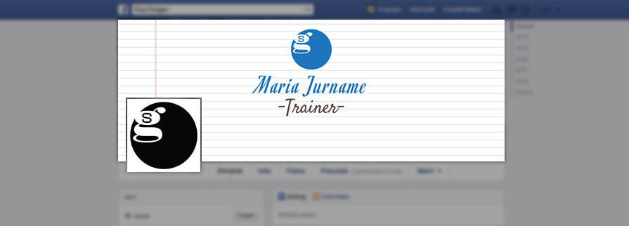 Ci Set 079 Facebook Corporate Identity Geschäftsausstattung Paket Marketing Tools Logo Design