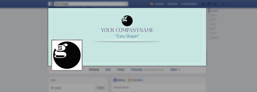 Ci Set 082 Facebook Corporated Identity Stationery Package Branding Marketing Logo Design
