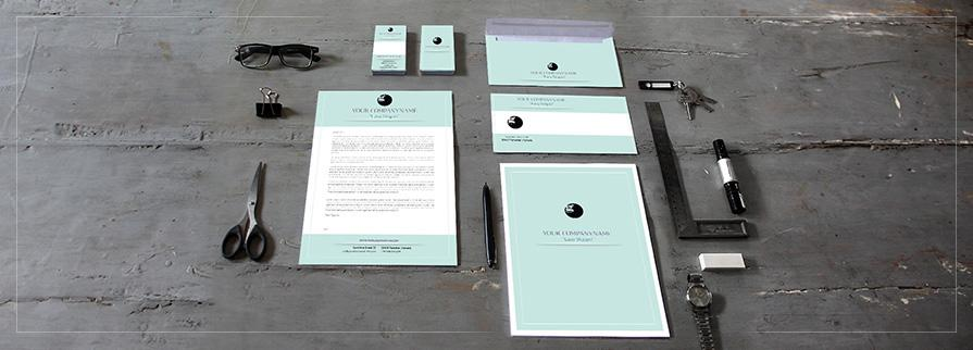 Ci Set 082 Cover Corporated Identity Stationery Package Branding Marketing Logo Design