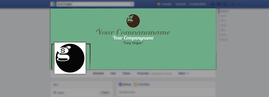 Ci Set 083 Facebook Corporated Identity Stationery Package Branding Marketing Logo Design