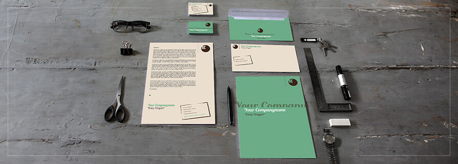 Ci Set 083 Cover Corporated Identity Stationery Package Branding Marketing Logo Design