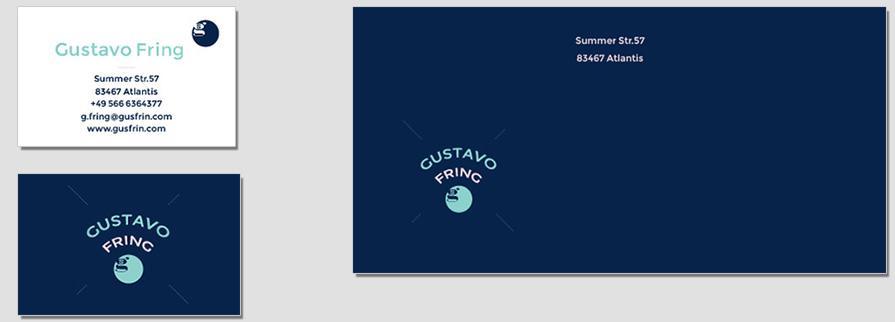 Ci Set 086 Envelope Bcard Firmen Corporate Identity Geschäftsausstattung Word Writer Powerpoint Impress