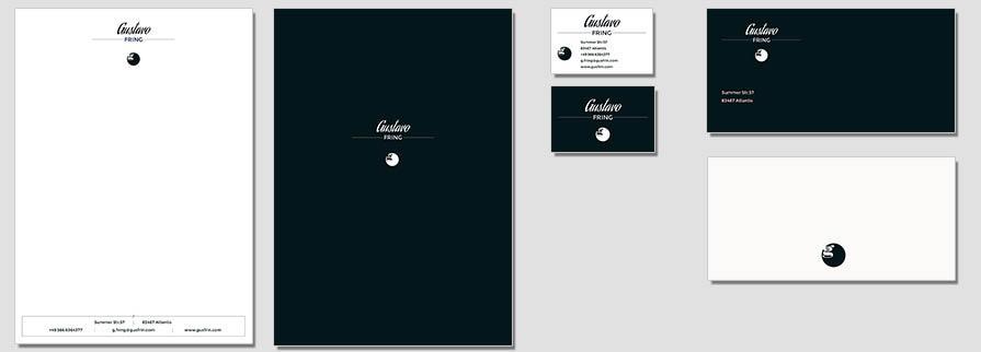 Ci Set 087 Flat Firmen Corporate Identity Geschäftsausstattung Word Writer Powerpoint Impress