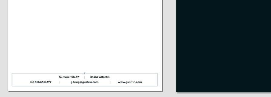 Ci Set 087 Letterhead B Firmen Corporate Identity Geschäftsausstattung Word Writer Powerpoint Impress
