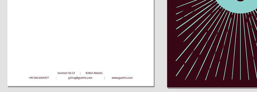 Ci Set 088 Letterhead B Firmen Corporate Identity Geschäftsausstattung Word Writer Powerpoint Impress