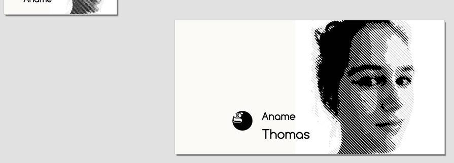 Ci Set 094 Envelope Company Corporate Identity Stationery Set Mock Up Layouts Design Service Pop Art Delaunay Dot
